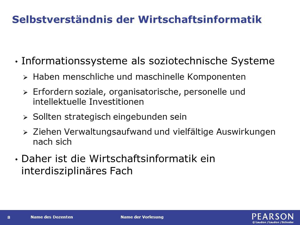 Informations- und Kommunikationssysteme