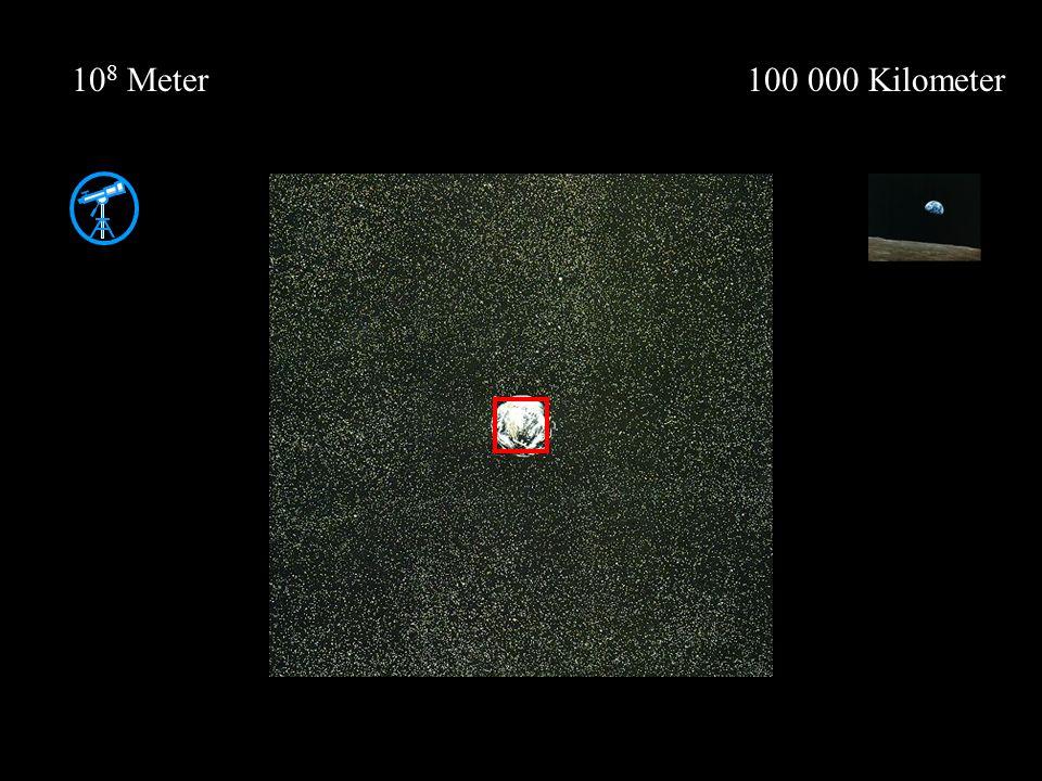 108 Meter 100 000 Kilometer