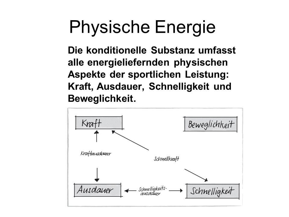 Physische Energie