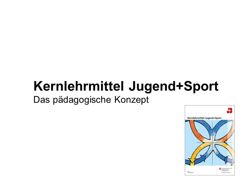 Kernlehrmittel Jugend+Sport