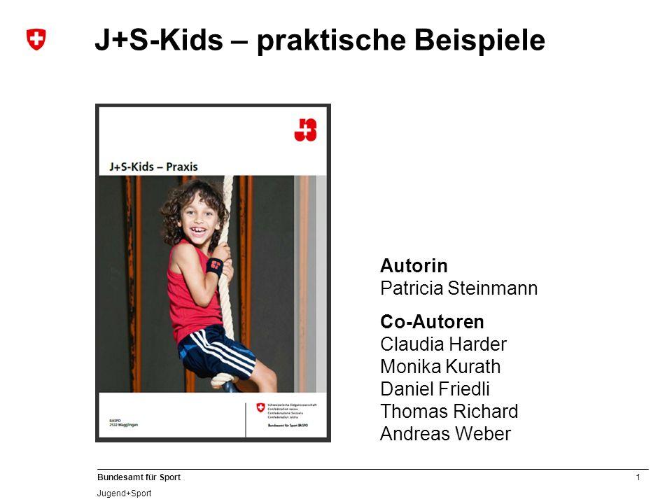 J+S-Kids – praktische Beispiele