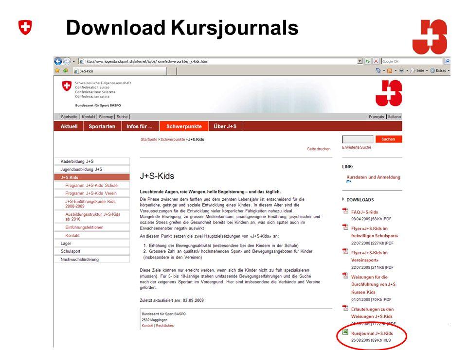 Download Kursjournals