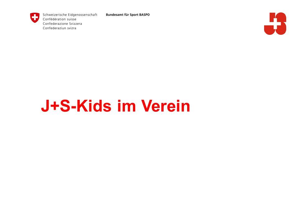 J+S-Kids im Verein