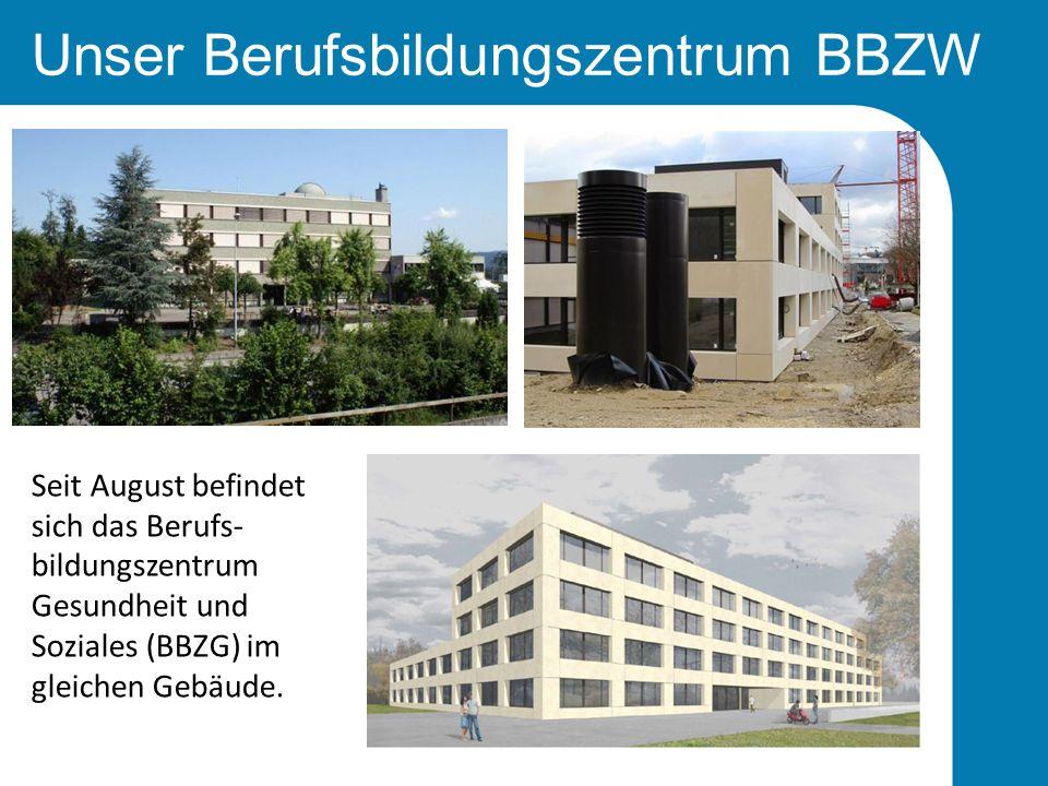 Unser Berufsbildungszentrum BBZW