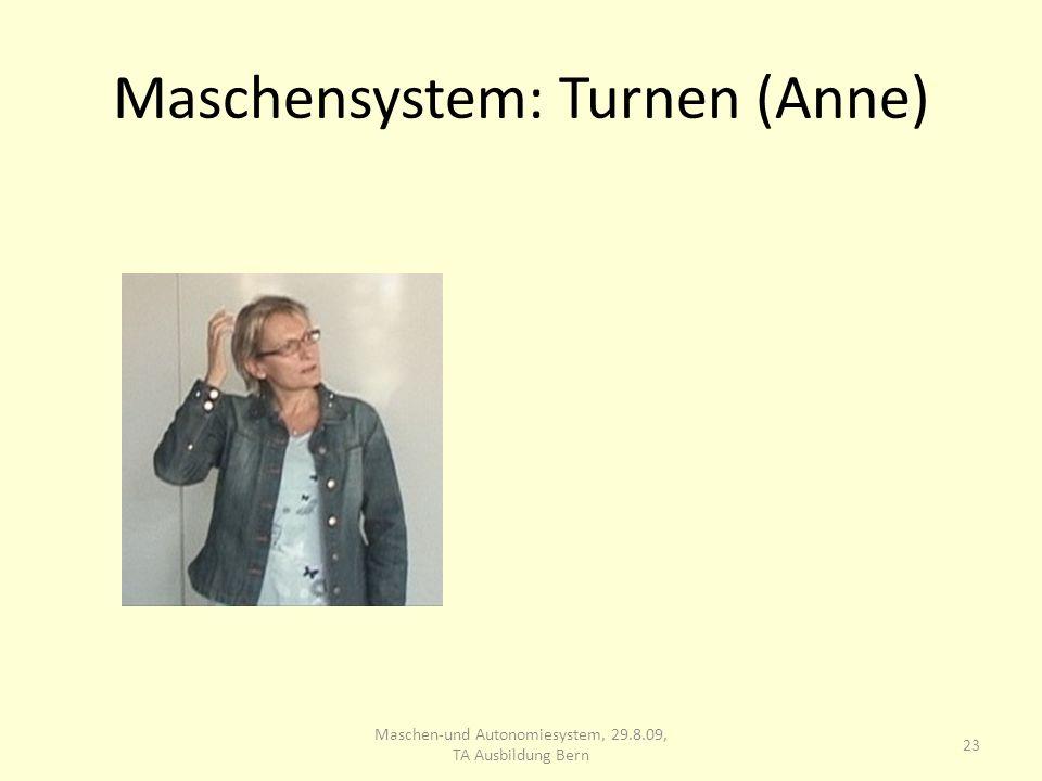 Maschensystem: Turnen (Anne)