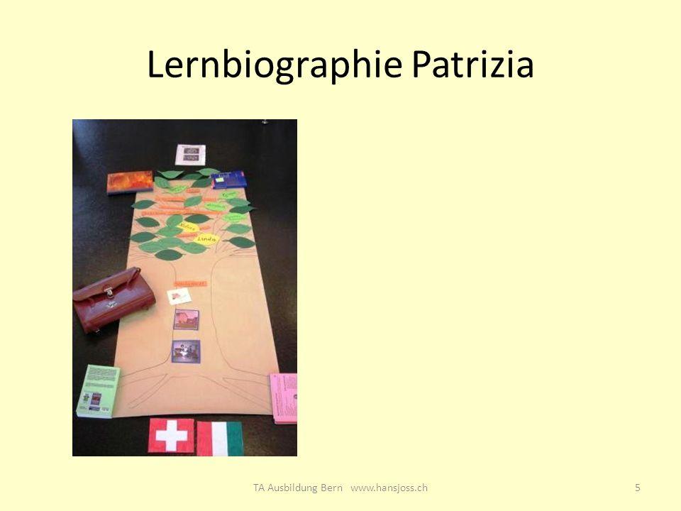 Lernbiographie Patrizia
