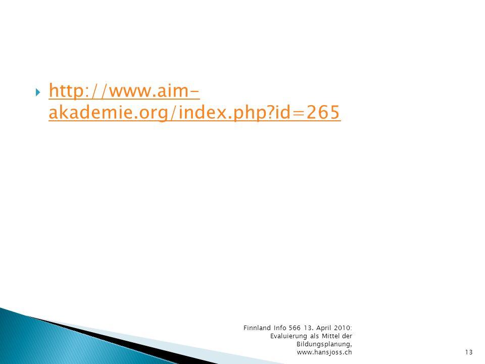 http://www.aim- akademie.org/index.php id=265
