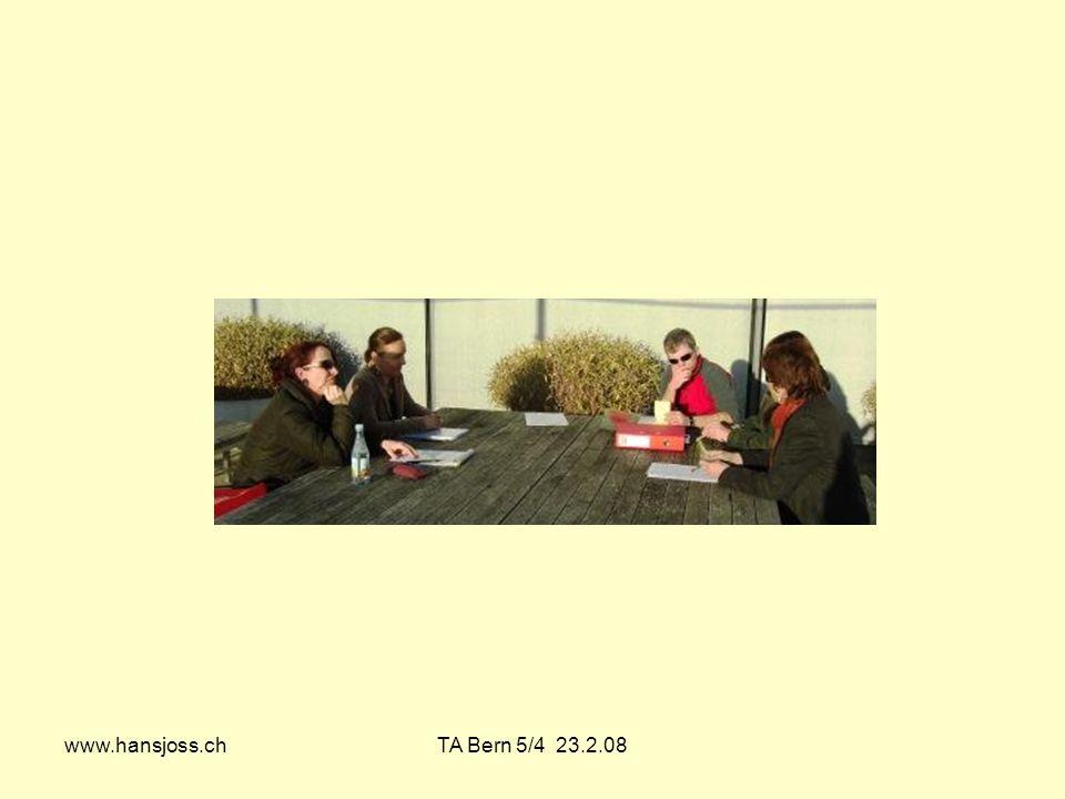 www.hansjoss.ch TA Bern 5/4 23.2.08
