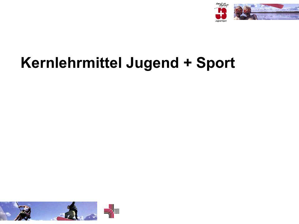 Kernlehrmittel Jugend + Sport