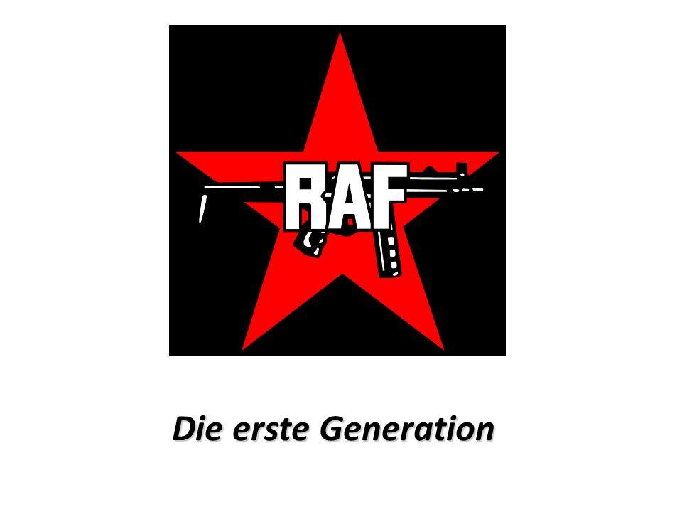 Die erste Generation