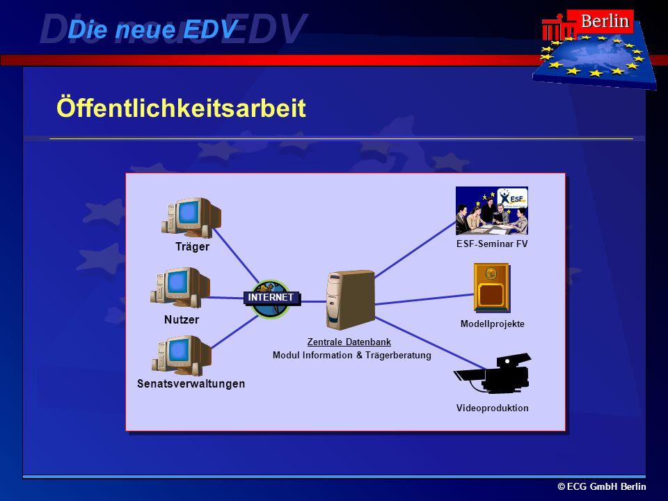 Modul Information & Trägerberatung