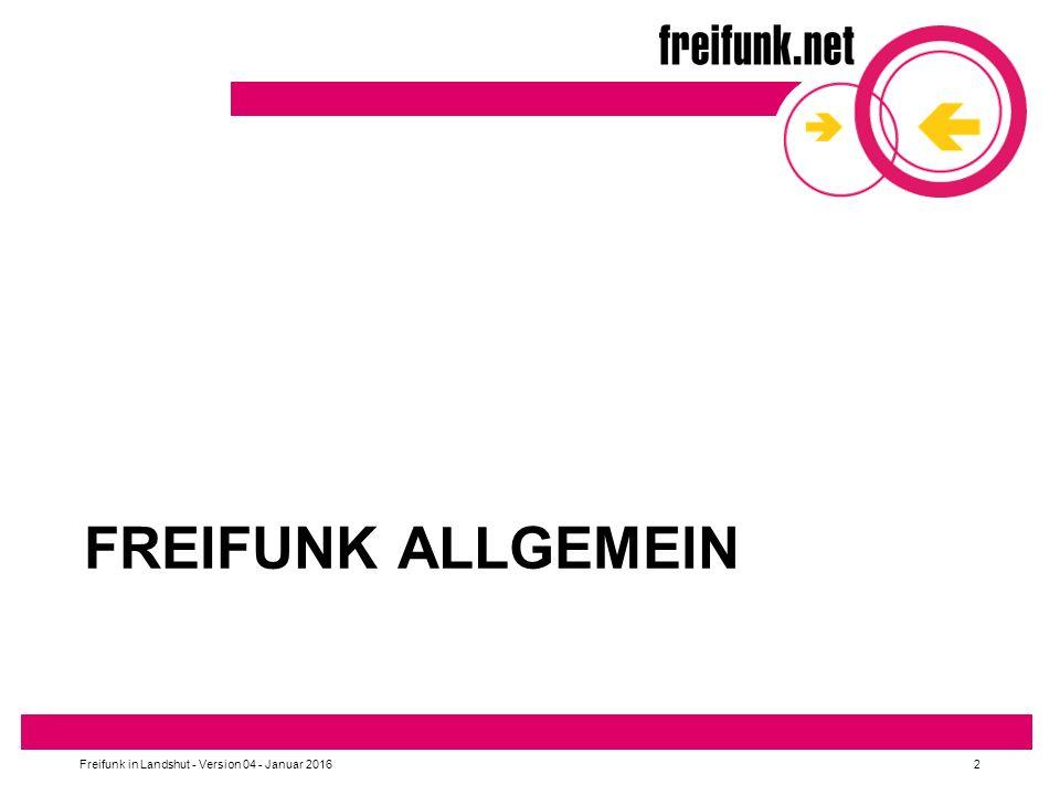 Freifunk Allgemein Freifunk in Landshut - Version 04 - Januar 2016