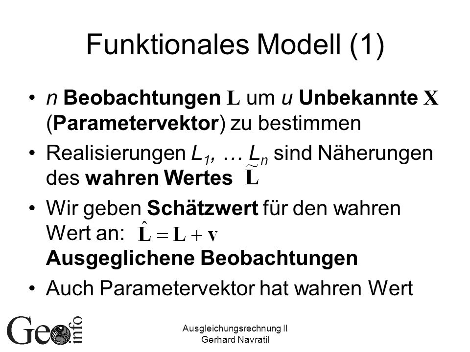 Funktionales Modell (1)