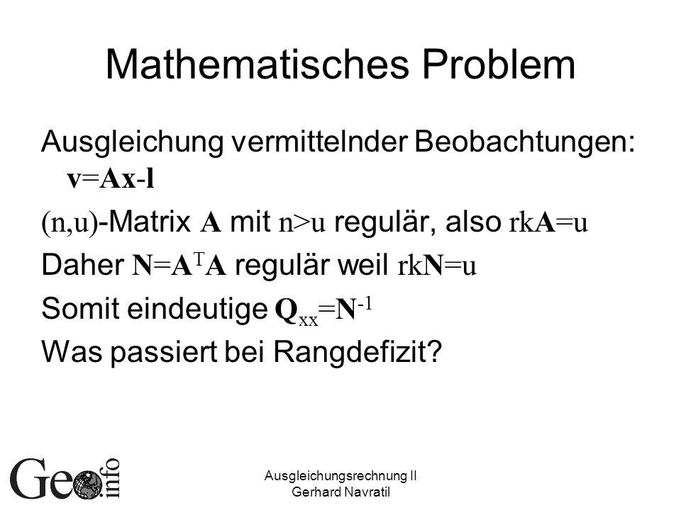 Mathematisches Problem