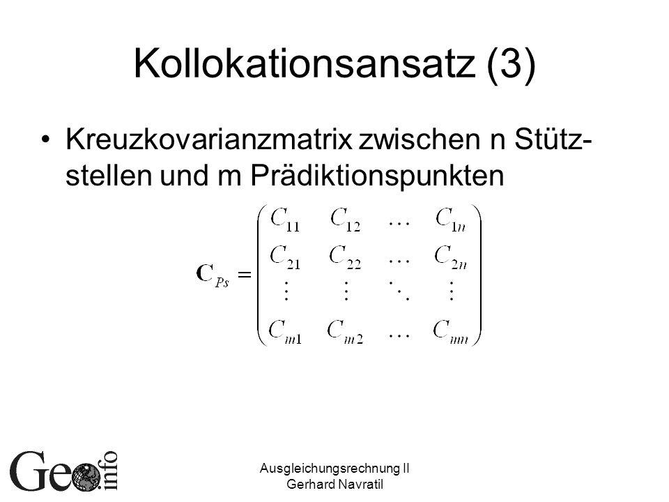 Kollokationsansatz (3)