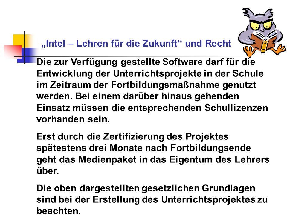 """""""Intel – Lehren für die Zukunft und Recht"""