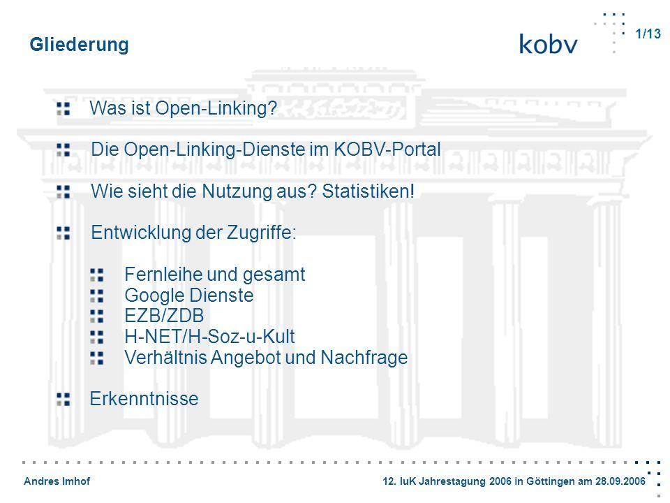 Die Open-Linking-Dienste im KOBV-Portal