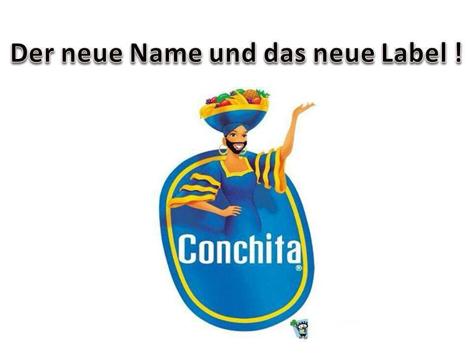 Der neue Name und das neue Label !
