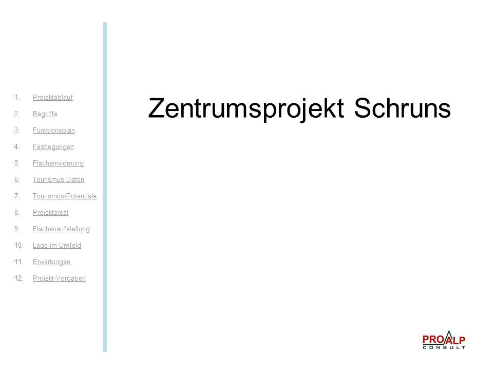 Zentrumsprojekt Schruns