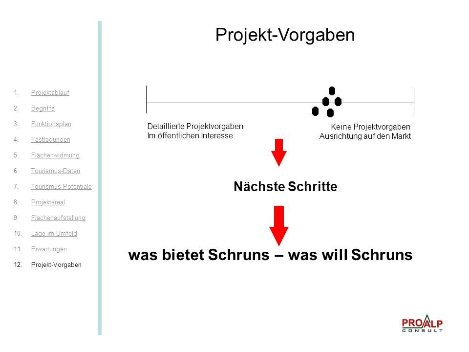 was bietet Schruns – was will Schruns