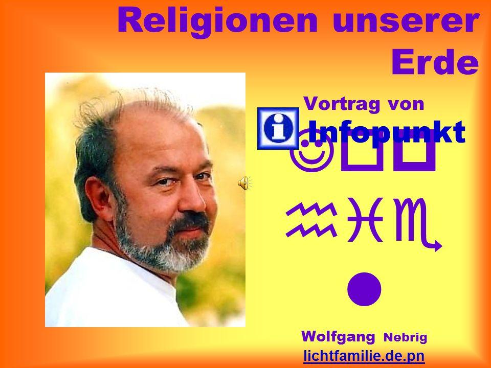 Religionen unserer Erde