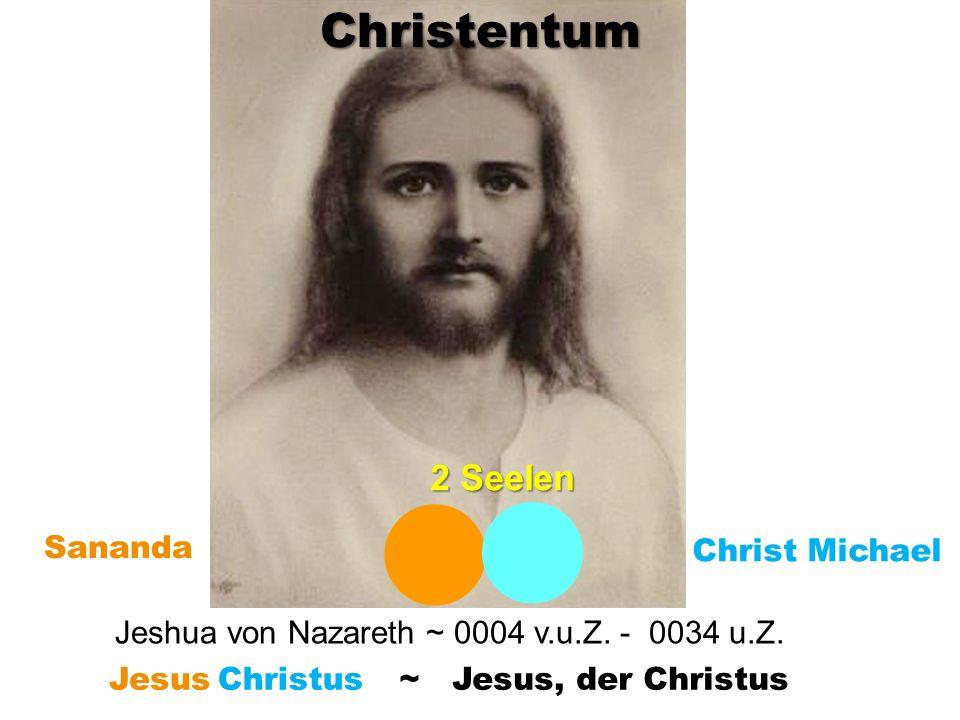 Jeshua von Nazareth ~ 0004 v.u.Z. - 0034 u.Z.
