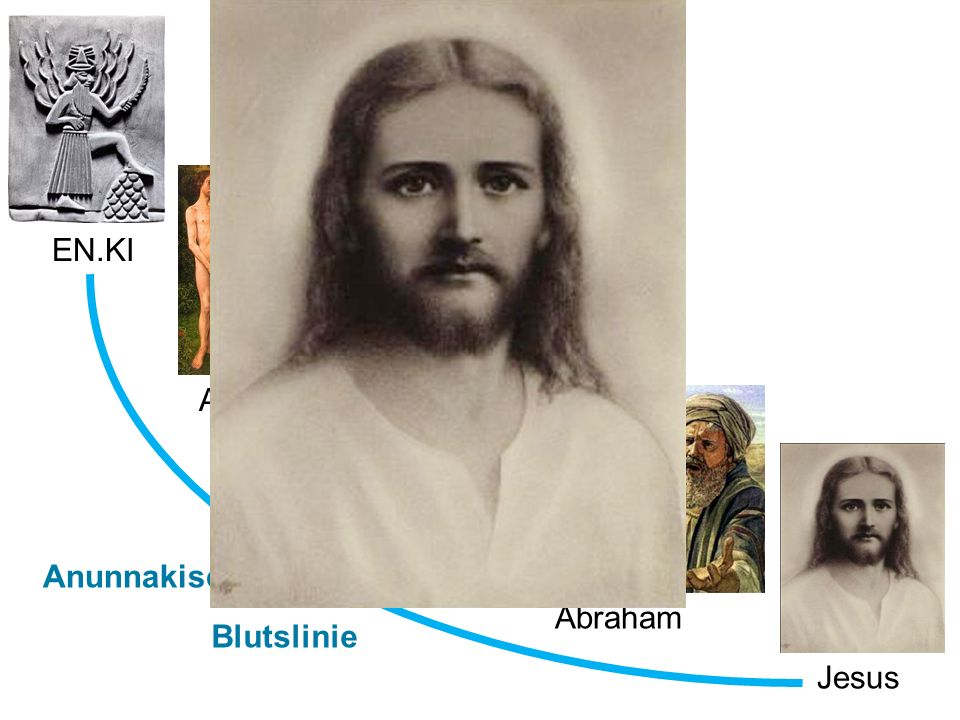 EN.KI Adam & Eva Moses Anunnakische Abraham Blutslinie Jesus