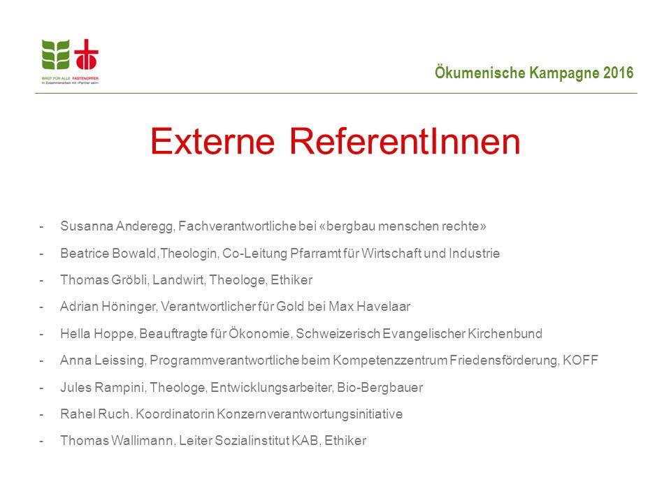 Externe ReferentInnen
