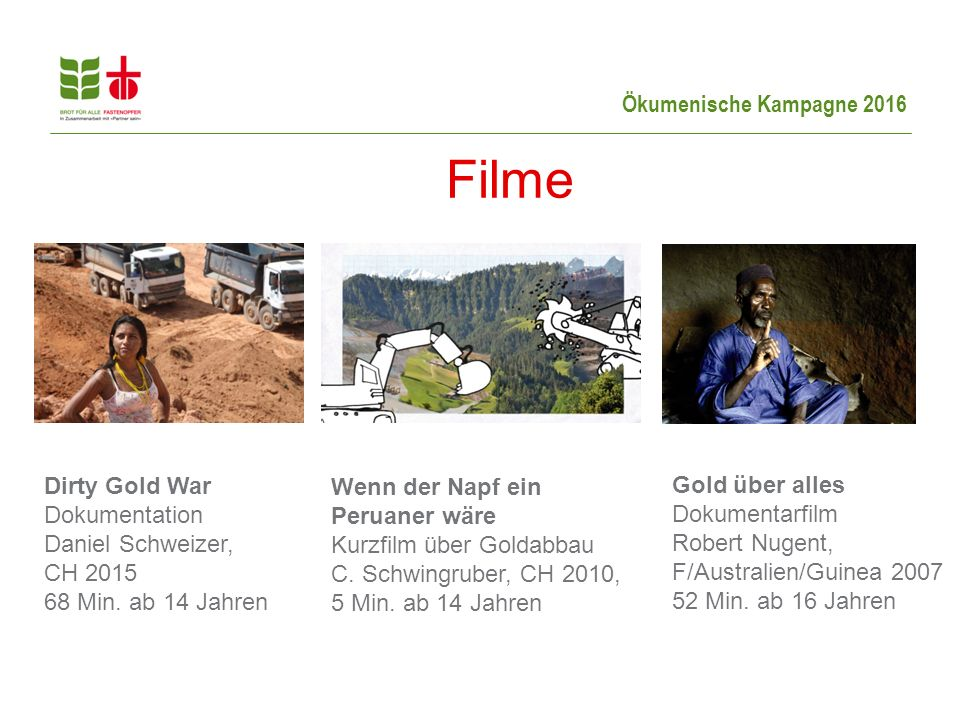 Filme Dirty Gold War Wenn der Napf ein Peruaner wäre Gold über alles