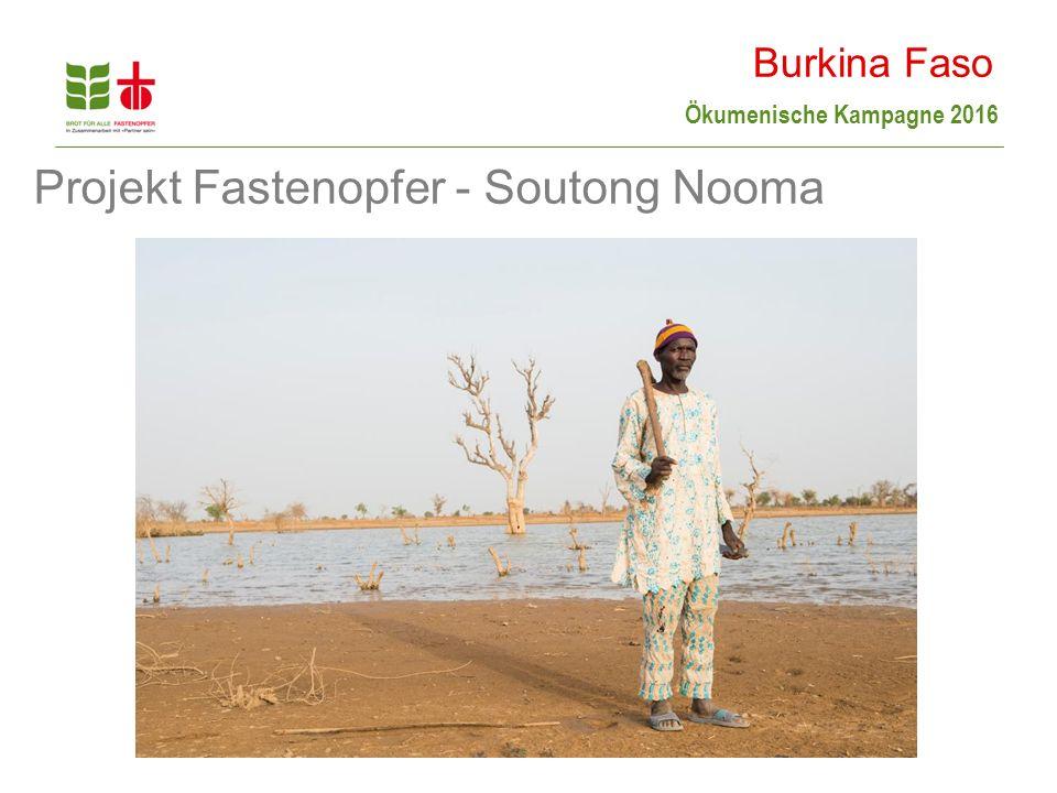 Projekt Fastenopfer - Soutong Nooma