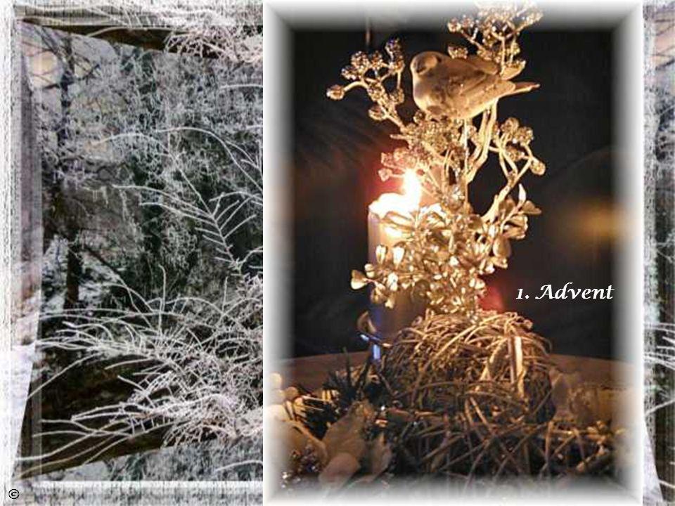 1. Advent ©