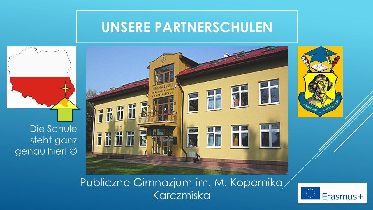 Publiczne Gimnazjum im. M. Kopernika
