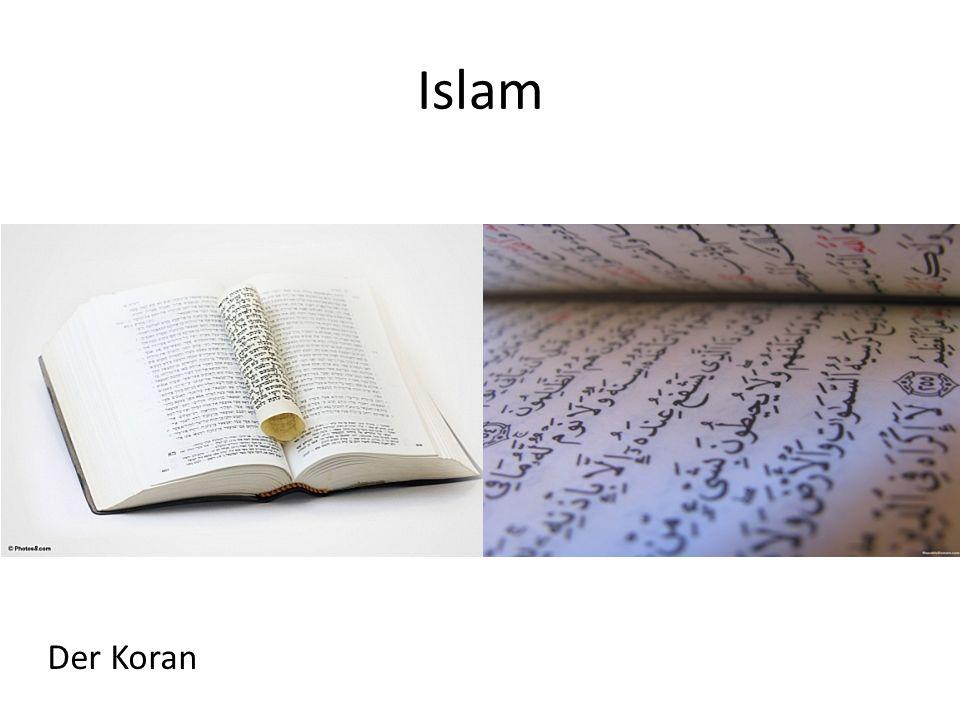 Islam Der Koran