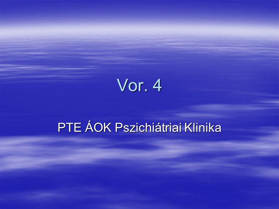 PTE ÁOK Pszichiátriai Klinika