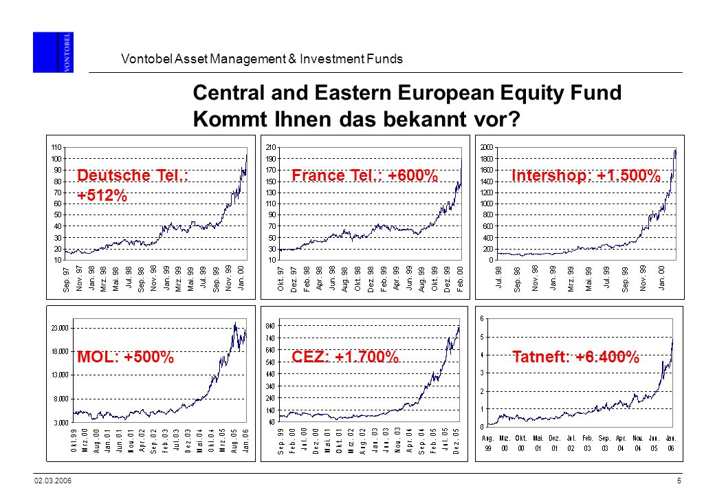 Central and Eastern European Equity Fund Kommt Ihnen das bekannt vor