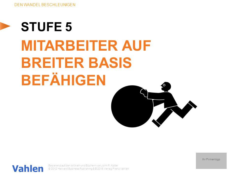 MITARBEITER AUF BREITER BASIS BEFÄHIGEN