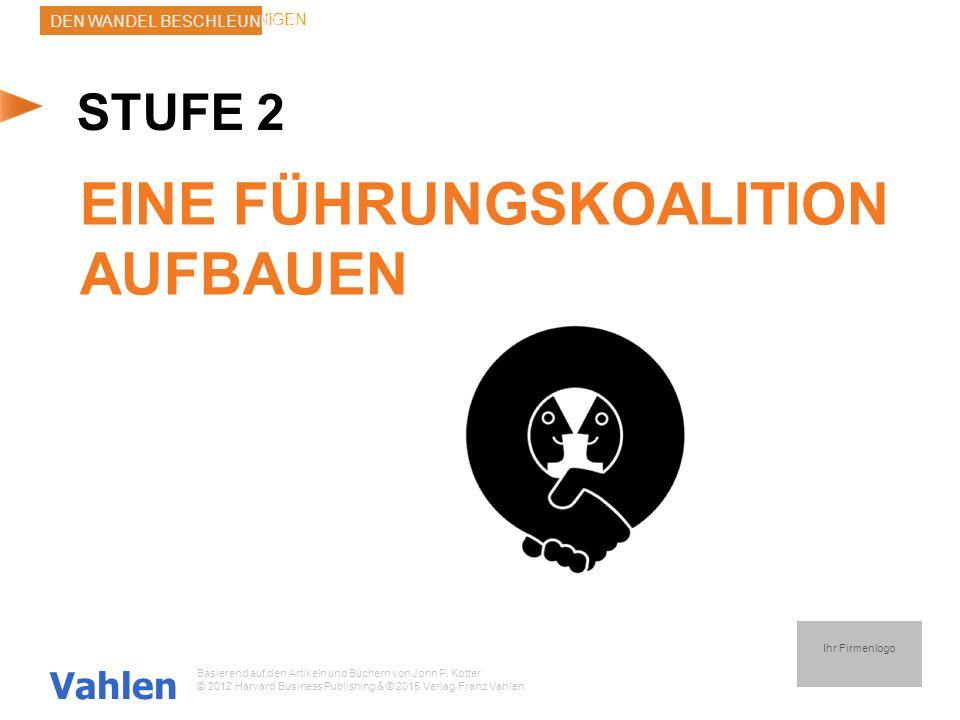 EINE FÜHRUNGSKOALITION AUFBAUEN