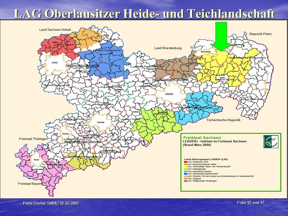 LAG Oberlausitzer Heide- und Teichlandschaft