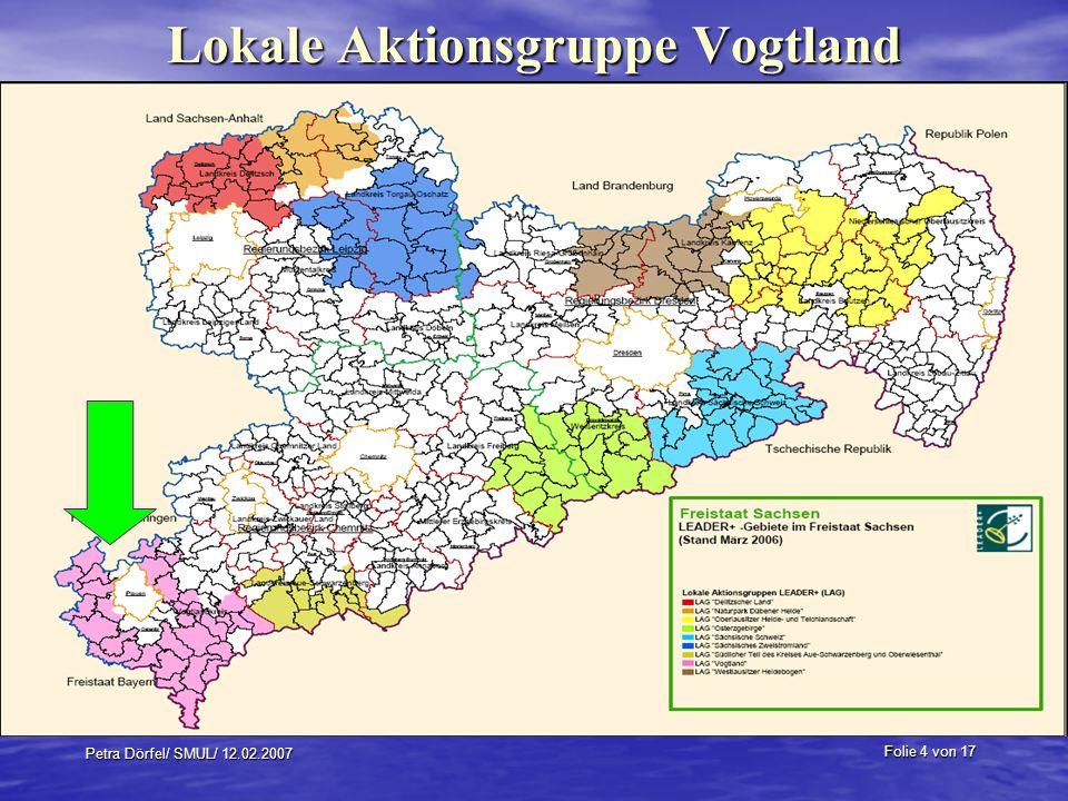Lokale Aktionsgruppe Vogtland