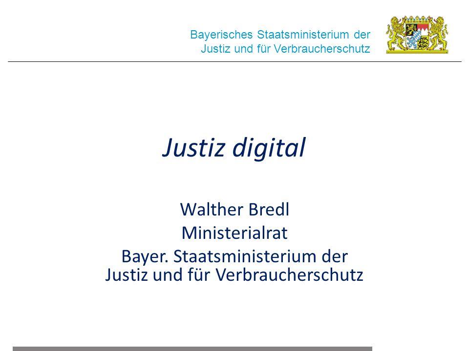 Bayer. Staatsministerium der Justiz und für Verbraucherschutz