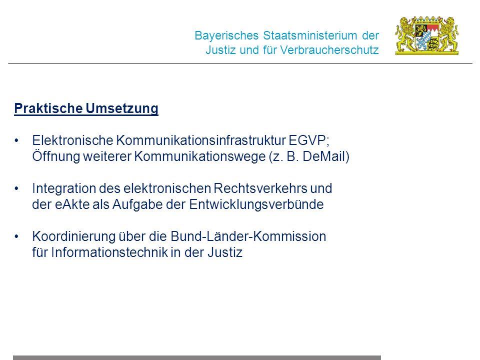 Bayerisches Staatsministerium der