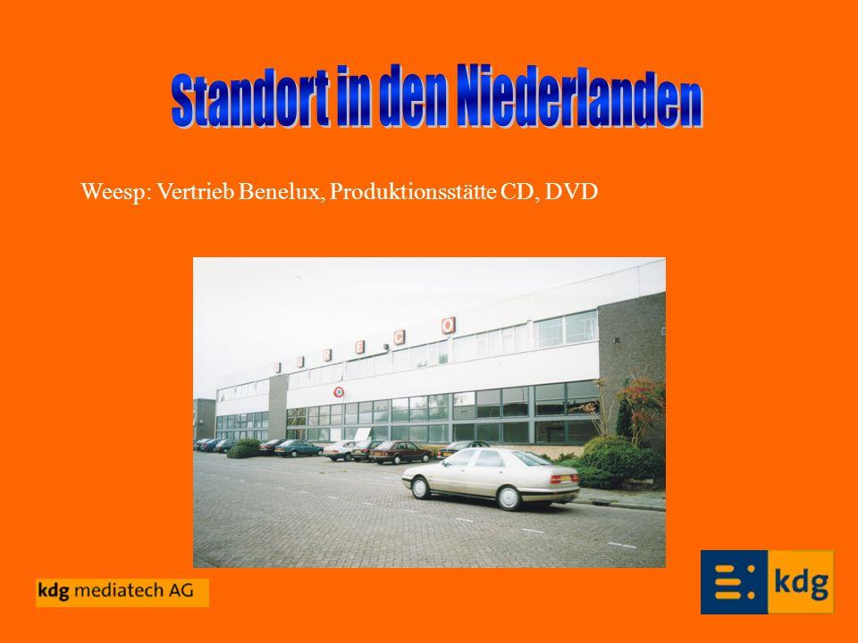 Standort in den Niederlanden