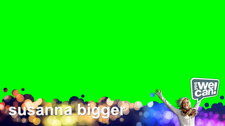 Susanna Bigger susanna bigger
