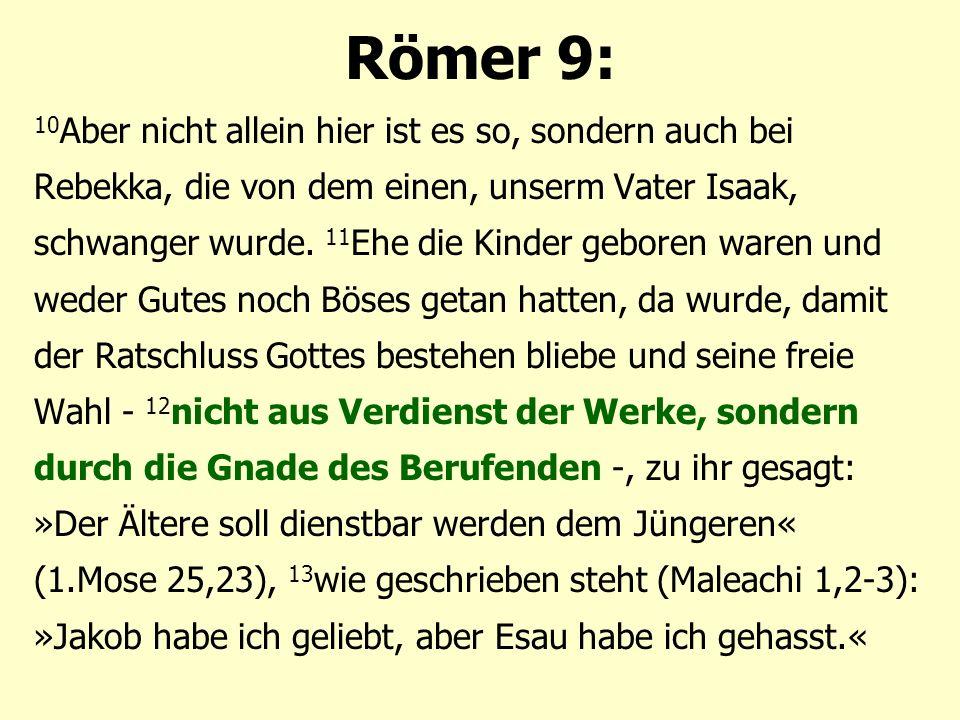 Römer 9: