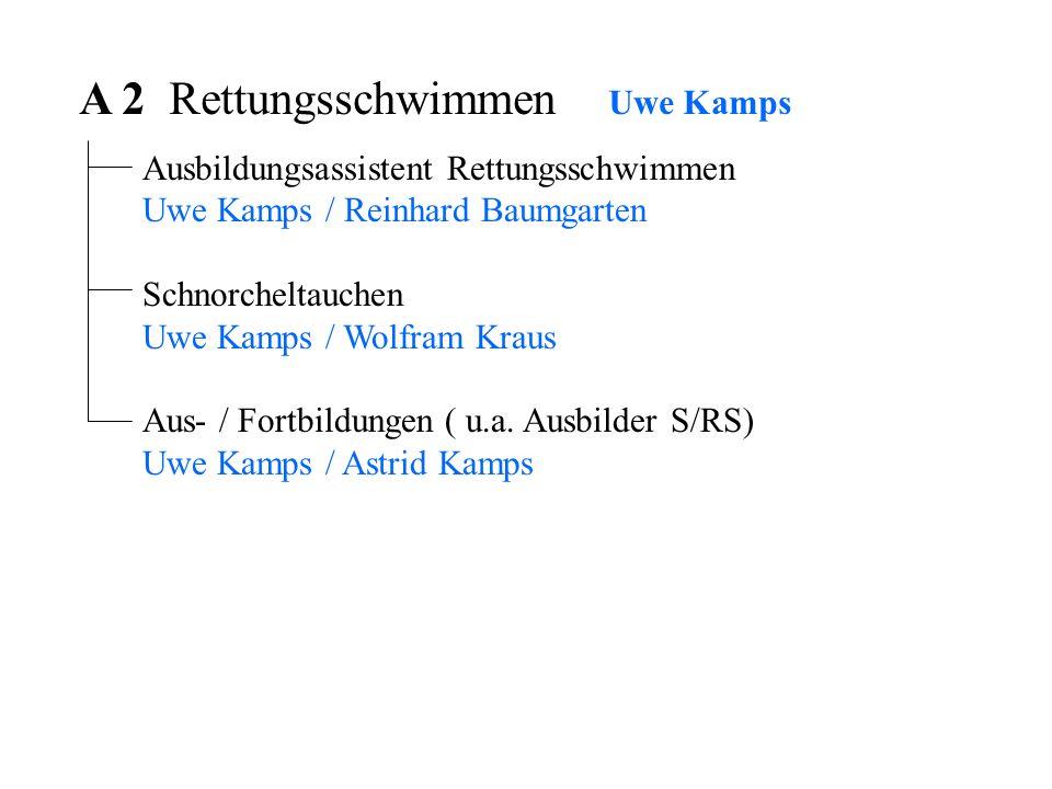A 2 Rettungsschwimmen Uwe Kamps