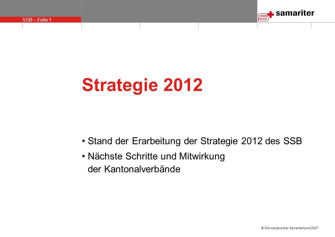 Konferenz der Kantonalverbandspräsidenten 10./11.03.07