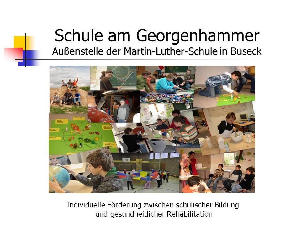 Schule am Georgenhammer Außenstelle der Martin-Luther-Schule in Buseck