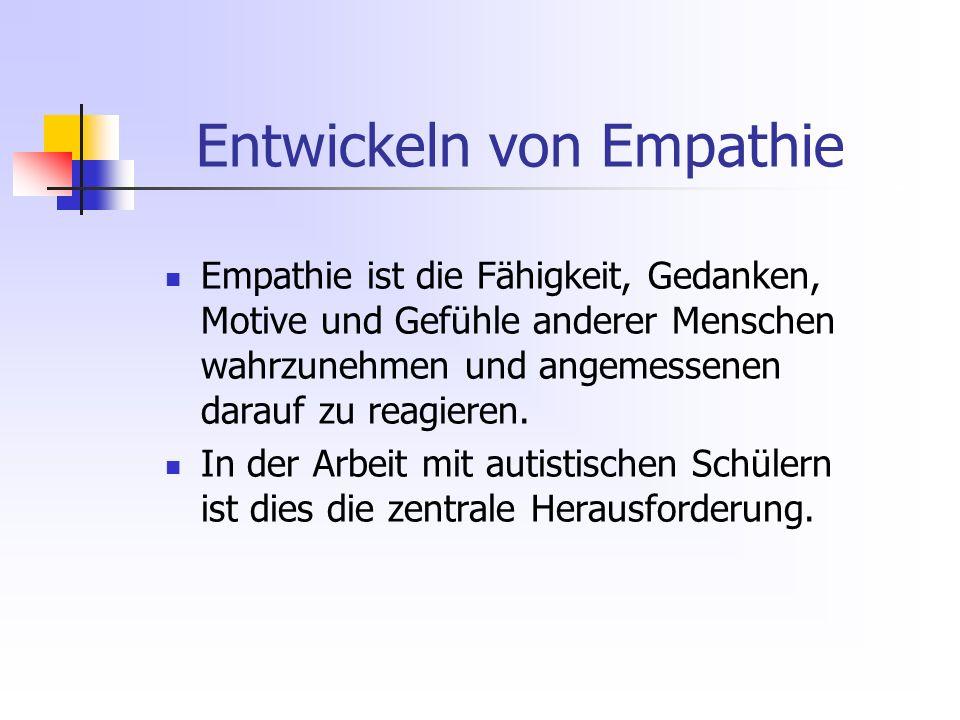 Entwickeln von Empathie