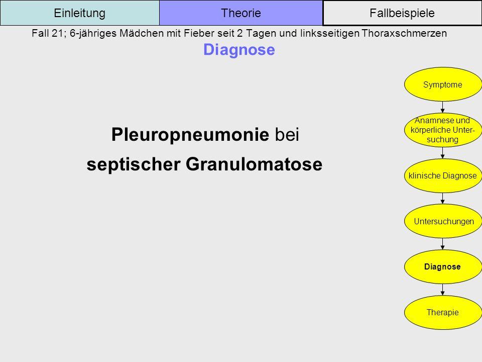 septischer Granulomatose