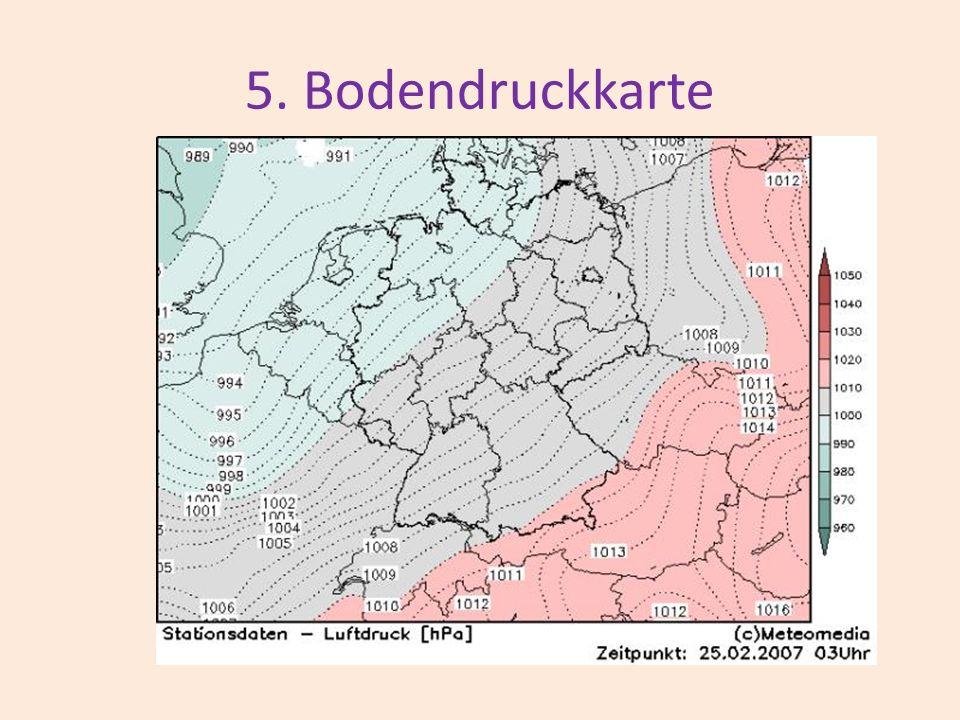 5. Bodendruckkarte